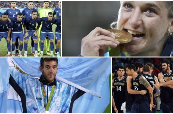 Río 2016: las medallas y las decepciones de Argentina