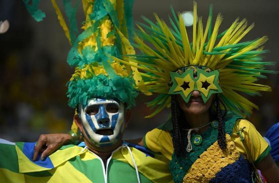 Río 2016: aficionados más excéntricos en los Juegos Olímpicos