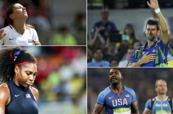 Río 2016: los atletas que decepcionaron en los Juegos Olímpicos