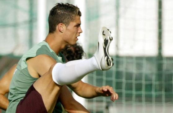 Cristiano: el crack que casi deja el fútbol a los 15 años