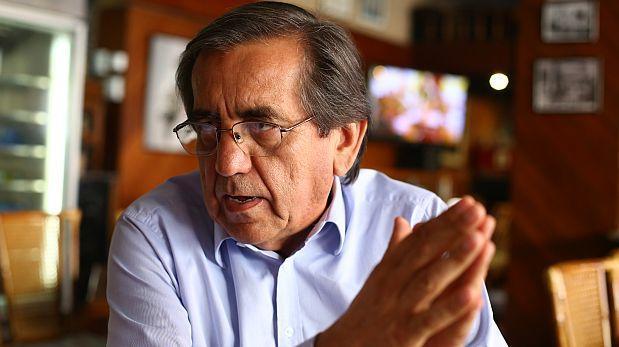 Apra votará a favor de Gutiérrez para la Defensoría del Pueblo