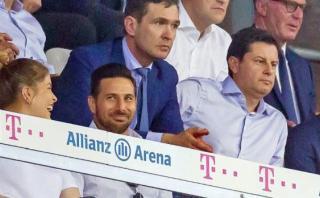 Pizarro: BILD destacó su regreso a Allianz Arena con esta foto