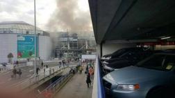 Bruselas: Presunto ataque terrorista causa fuerte explosión