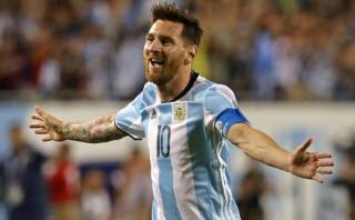 Lionel Messi se habría sentido pero igual jugará con Argentina