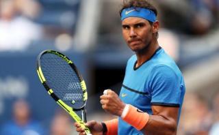 Rafael Nadal debutó en el US Open con triunfo ante Istomin
