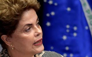 Dilma, de ex guerrillera a presidenta destituida [PERFIL]