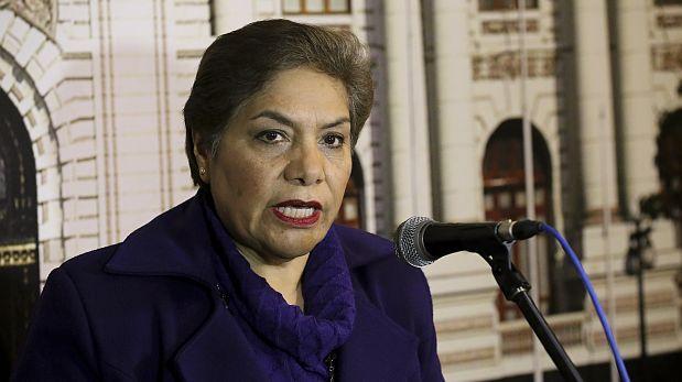 Elección del defensor del Pueblo será el martes, dice Salgado