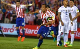 Paraguay derrotó 2-1 a Chile por las Eliminatorias Rusia 2018