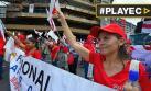 Costa Rica: Profesores marcharon contra regulaciones salariales