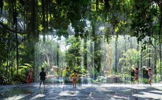 Un lujoso hotel en Dubái llevará el bosque al desierto