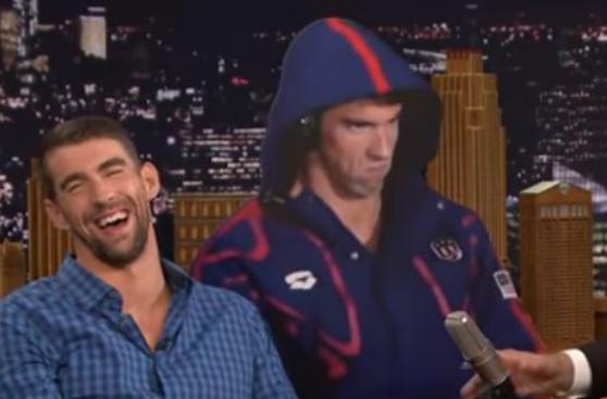 Esto dijo Michael Phelps sobre su famoso meme de Río 2016