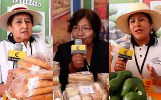 Mistura 2016: sacia tus antojos con dulces moqueguanos (VIDEO)