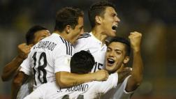 México derrotó 3-1 a El Salvador por Eliminatorias Rusia 2018