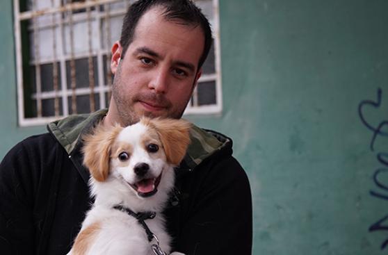 Nueva campaña impulsa adopción de perros
