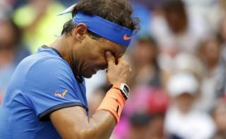 ¡Golpe en el US Open! Rafael Nadal fue eliminado por Pouille
