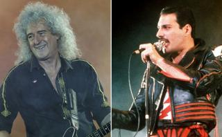 Brian May le regala un asteroide a Freddie Mercury