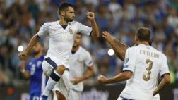 Italia venció 3-1 a Israel por Eliminatorias Rusia 2018 [VIDEO]