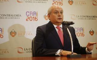 Cateriano fue citado al Congreso vía carta notarial, dice León