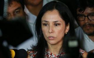 Nadine Heredia iría el jueves a fiscalía por caso Gasoducto Sur