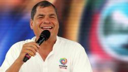 El mensaje de Rafael Correa antes del Perú vs. Ecuador