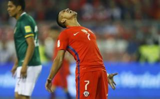 Chile no pudo contra Bolivia y resignó un 0-0 en Santiago