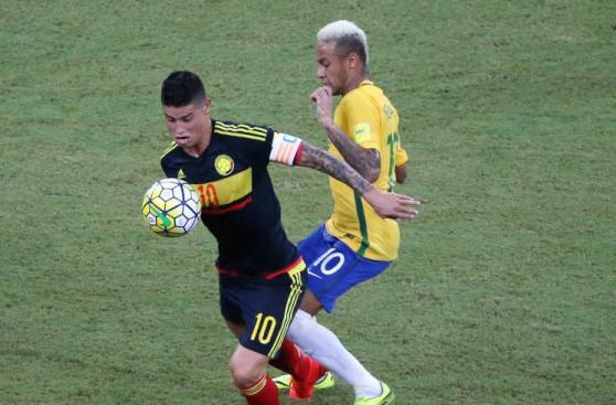 Brasil: las mejores postales del triunfo ante Colombia [FOTOS]