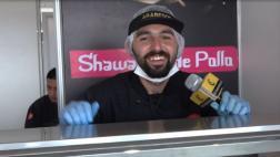 Conoce a Fadi, el joven sirio que cocina shawarmas en Mistura