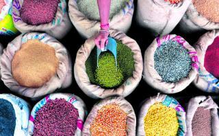 El viaje de las especias desde el Oriente hasta Mistura