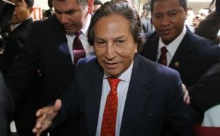 """Alejandro Toledo a Alan García: """"Yo sí tengo un doctorado real"""""""