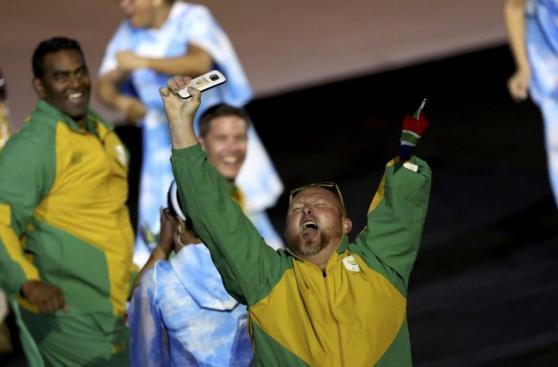 Juegos Paralímpicos Río 2016: las imágenes de la inauguración