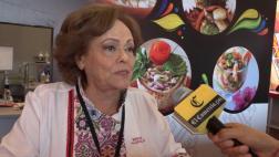 Susanna Palazuelos, la dama de México está presente en Mistura