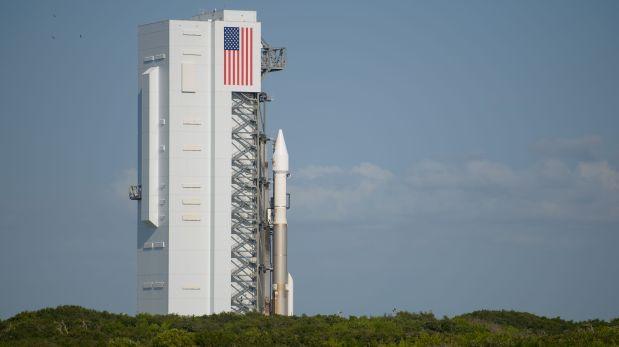 La NASA inició misión que buscará interceptar un asteroide