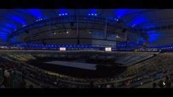 Juegos Paralímpicos Río 2016 se inauguraron al ritmo de samba