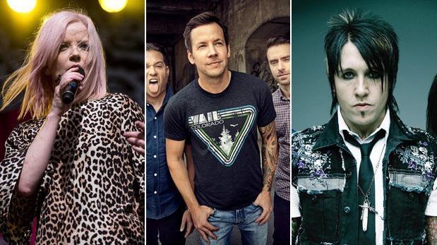 Vivo X el Rock 8: Garbage, Papa Roach y Simple Plan confirmados