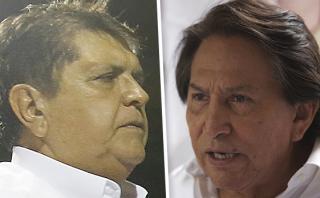 Alan García vs. Alejandro Toledo: un duelo de ex presidentes