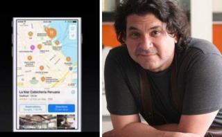 Cebichería de Gastón Acurio apareció en lanzamiento de iPhone 7