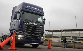 Más de dos mil buscan ser el mejor chofer de camiones en Perú