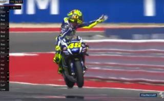 MotoGP: el enfado de Rossi contra Espargaró en Misano [VIDEO]