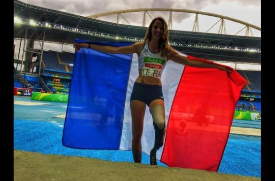Los Paralímpicos Río 2016 en el lente de un fotógrafo ciego