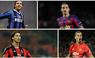 Zlatan Ibrahimovic: una leyenda de puro gol en los derbis