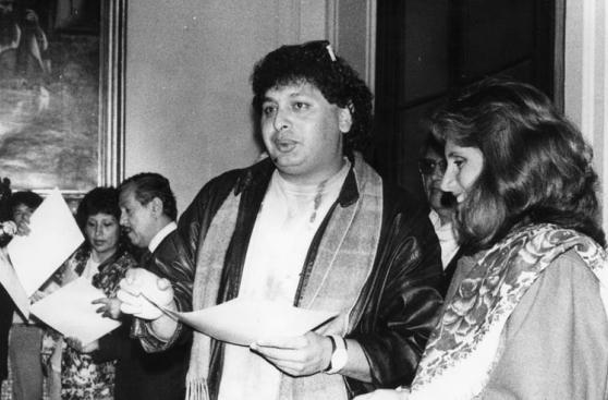 Ricky Tosso murió: lo recordamos con estas fotos de sus inicios