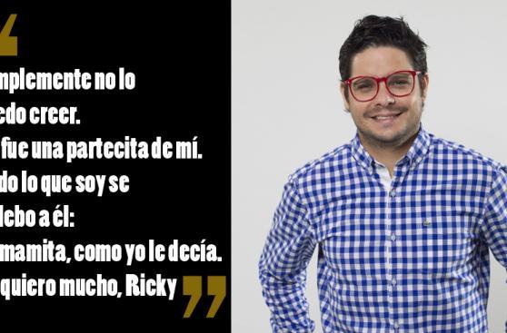 Ricky Tosso: famosos lo despidieron con estos mensajes [FOTOS]