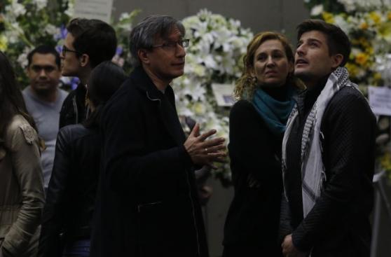 Ricky Tosso: cientos lo despidieron en el Museo de la Nación