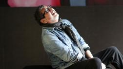 Ricky Tosso se preparaba para dirigir una obra de teatro