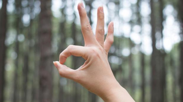 ¿No conoces el idioma? Estos gestos con las manos te ayudarán