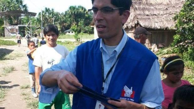Jefe de la Defensoría en Huánuco fue detenido por la PNP