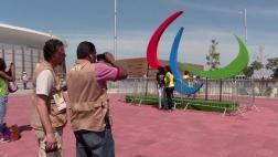 Los Paralímpicos de Río en la lente de un fotógrafo casi ciego