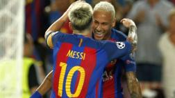 """Neymar sobre Balón de Oro: """"Messi no tendría que participar"""""""
