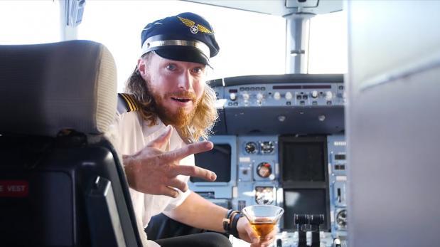 El peor viaje en avión de tu vida no se compara con este
