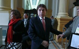 """Zumaeta: """"Hay cúpula enquistada en el Apra hace más de 15 años"""""""